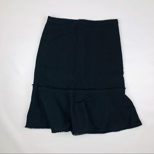 J.Crew Factory Classic Textured Skirt